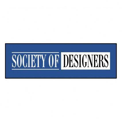 free vector Society of designers