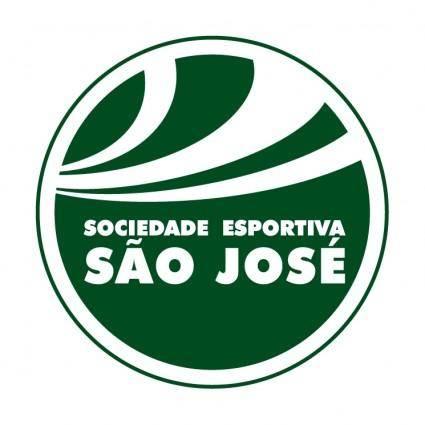 Sociedade esportiva sao jose sao josesc