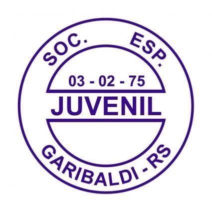 Sociedade esportiva juvenil de garibaldi rs