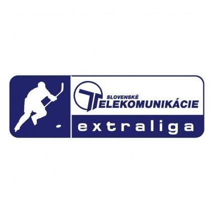 free vector Slovenske telekomunikacie extraliga