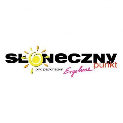 free vector Sloneczny punkt