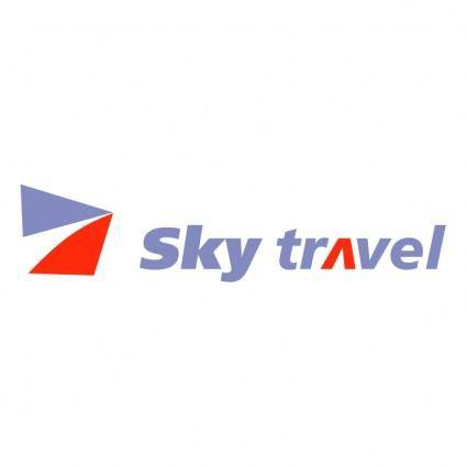 free vector Sky travel 3