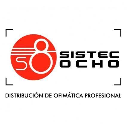 free vector Sistec ocho