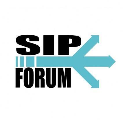free vector Sip forum