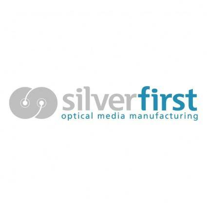 free vector Silver first