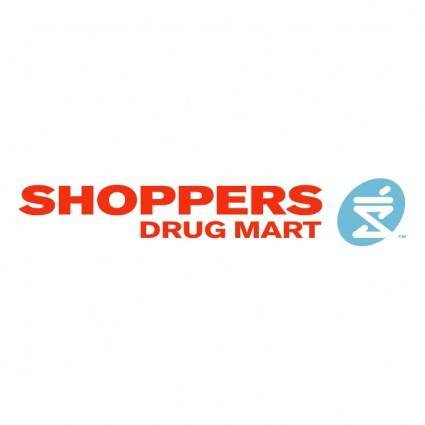 free vector Shoppers drug mart