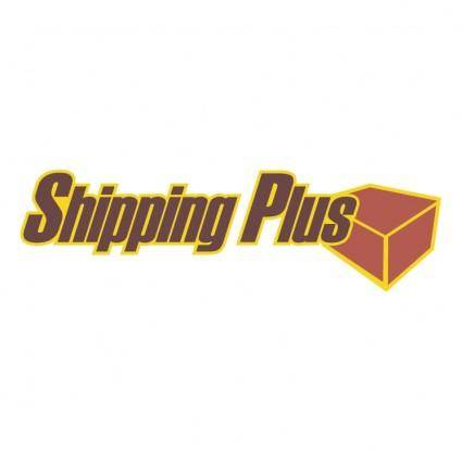 free vector Shipping plus