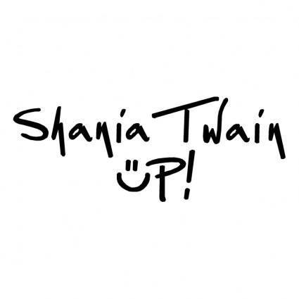 Shania twain up
