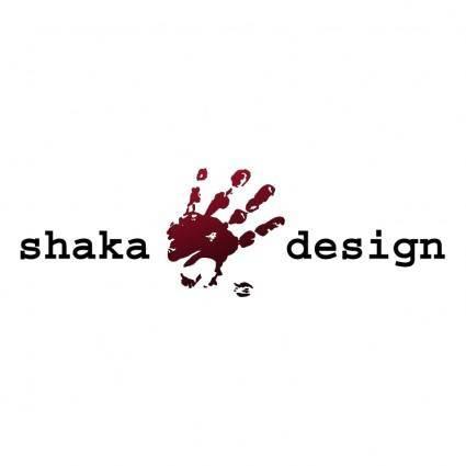 free vector Shaka design