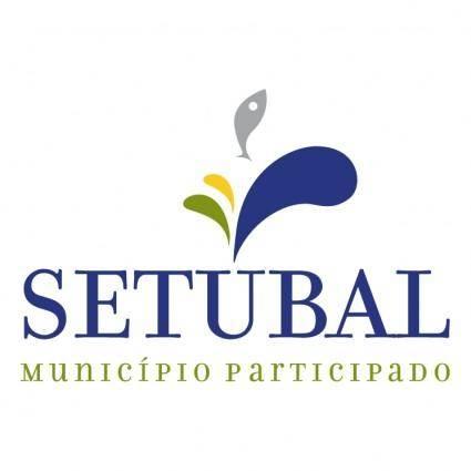 free vector Setubal municipio participado
