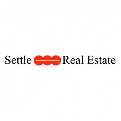 Settle real estate