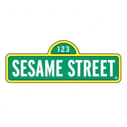 free vector Sesame street 0