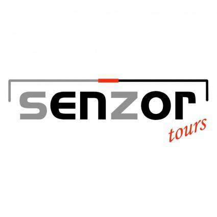 free vector Senzor tours