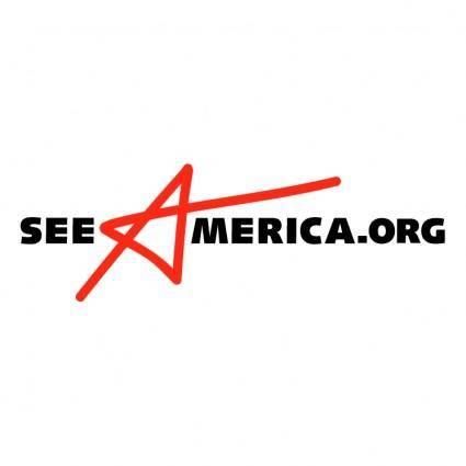 free vector Seeamericaorg