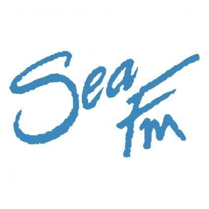 free vector Sea fm