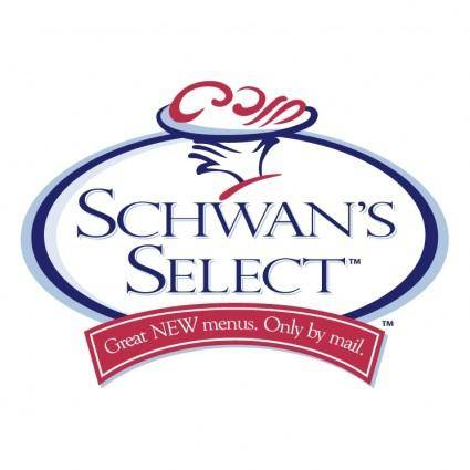 free vector Schwans select