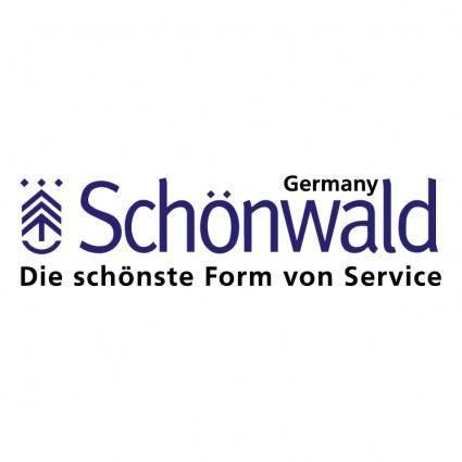 free vector Schonwald