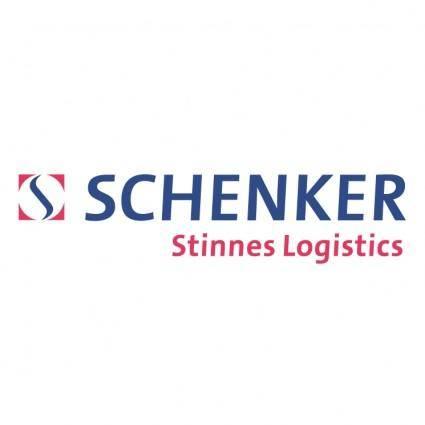 Schenker stinnes logistics