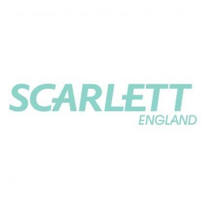 free vector Scarlett