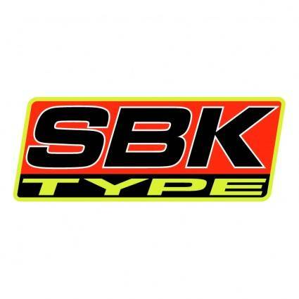 Sbk type