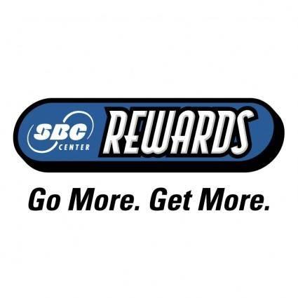 Sbc center rewards