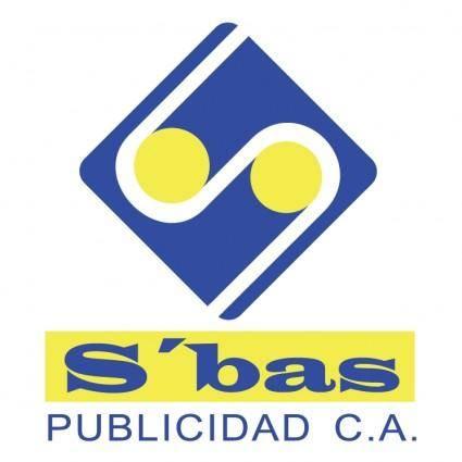 free vector Sbas publicidad