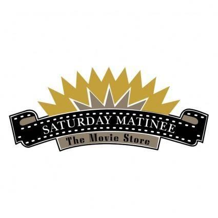 free vector Saturday matinee 0