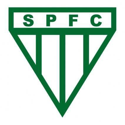 free vector Sao pedro futebol clube de itaqui rs 0