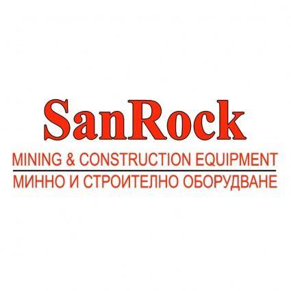Sanrock mining construction equipment