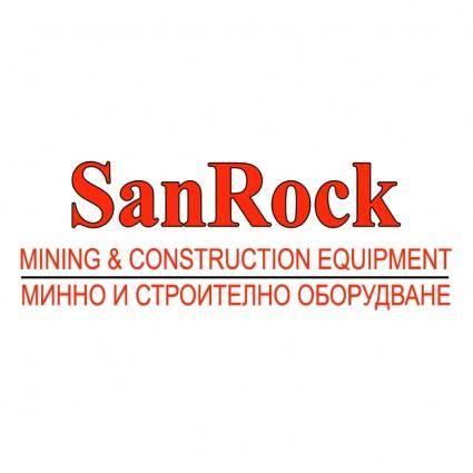 free vector Sanrock mining construction equipment