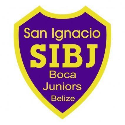 free vector San ignacio boca juniors