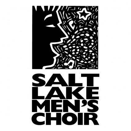 free vector Salt lake mens choir