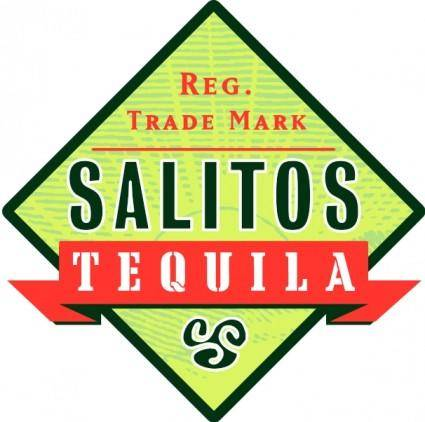 free vector Salitos tequila