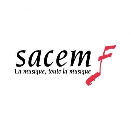 free vector Sacem