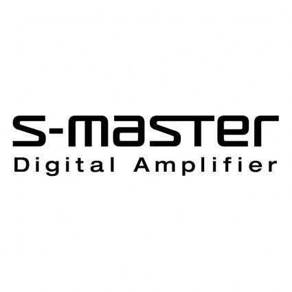 free vector S master 0