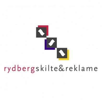 Rydberg skilte reklame