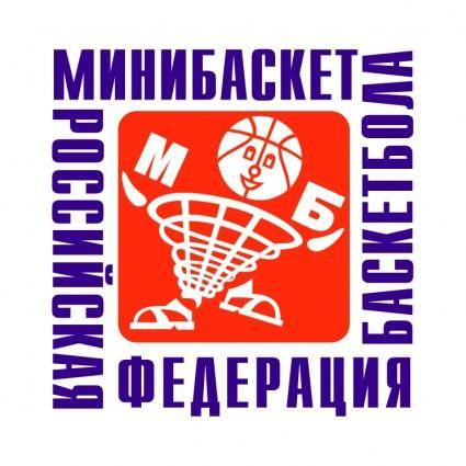 free vector Russia minibasket