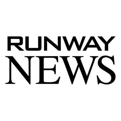 free vector Runway news