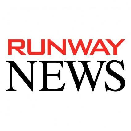 free vector Runway news 2