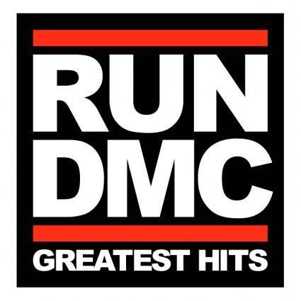 free vector Run dmc greatest hits