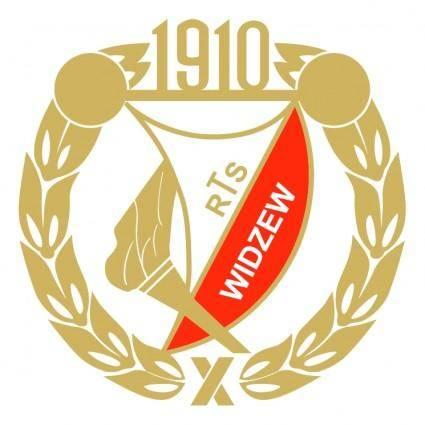 free vector Rts widzew lodz