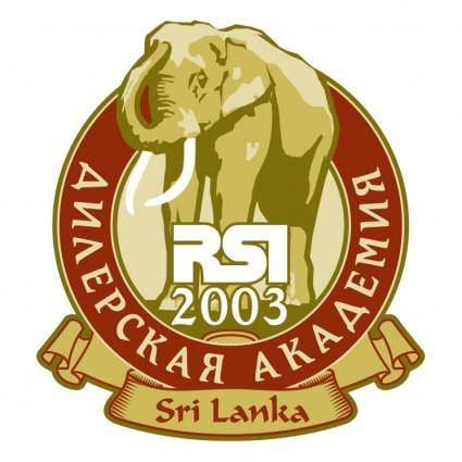 Rsi srilanka 2003
