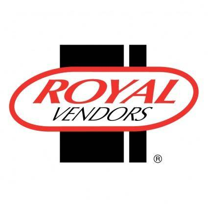 free vector Royal vendors inc