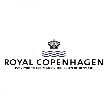free vector Royal copenhagen