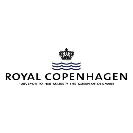 free vector Royal copenhagen