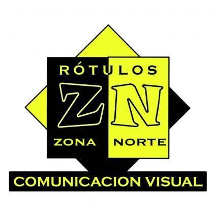Rotulos zona norte