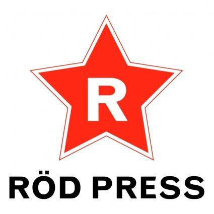 free vector Rod press