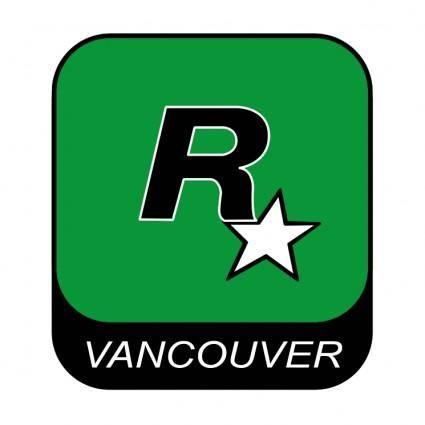 free vector Rockstar vancouver