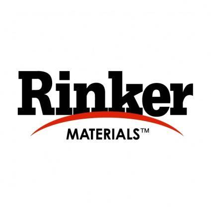 free vector Rinker materials