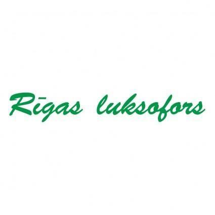 Rigas luksafors
